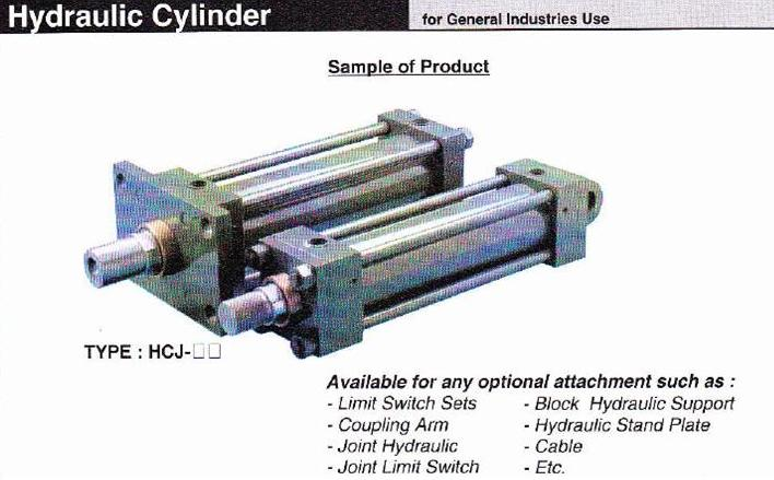 Hydraulic Cylinder – Die Casting Components