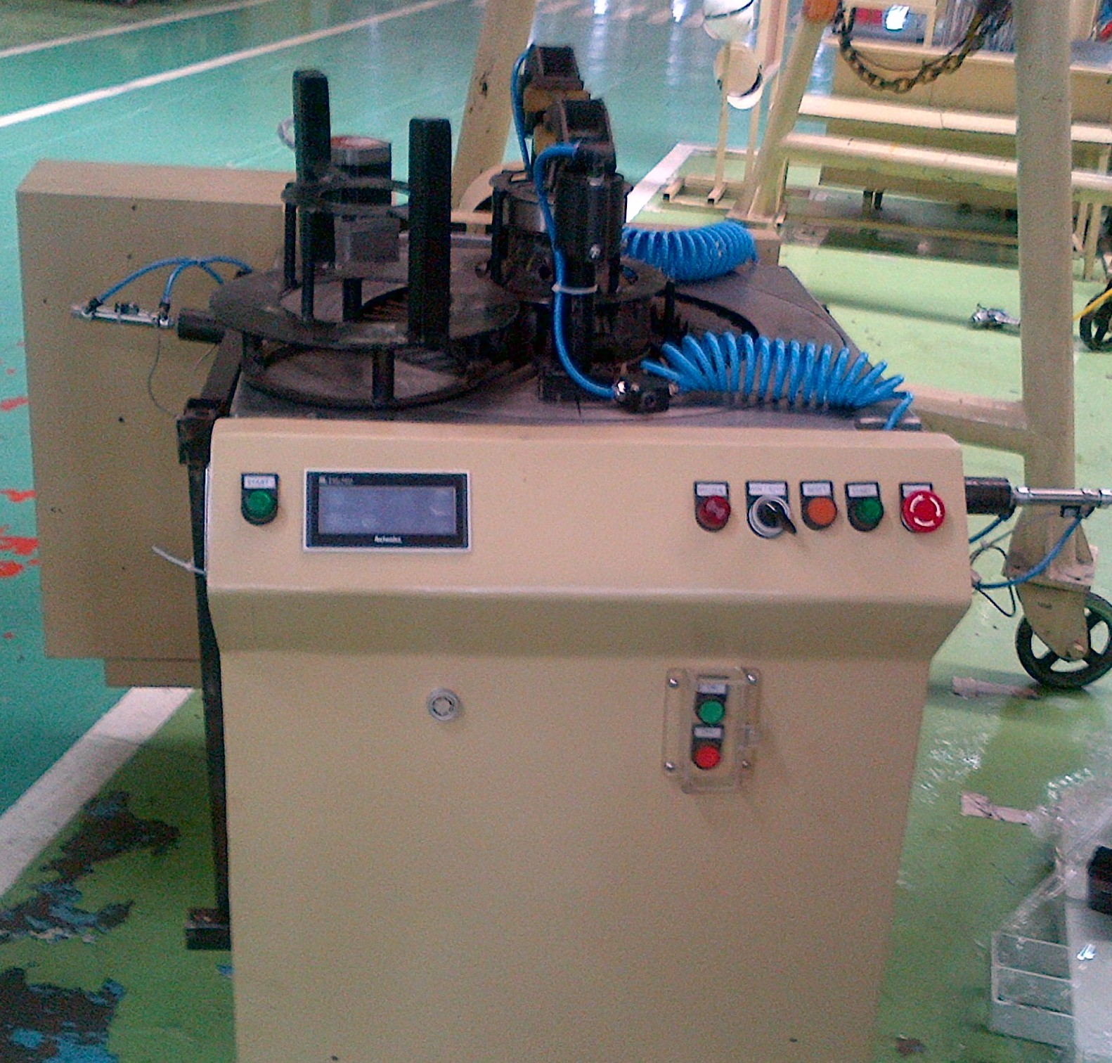 Automation Rotary Table di Hino
