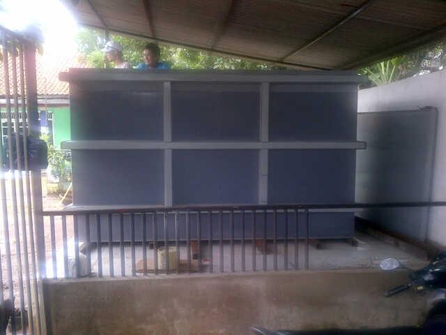 PVC Water Tank di HMMI