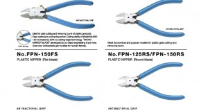 Plastic Side Cutting and End Pliers